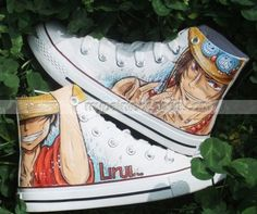 one piece shoes one piece anime high tops for sale