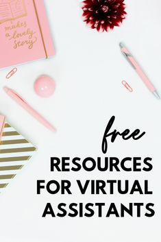 Free trainings for freelancers, templates, guides, and worksheets for virtual assistants and freelancers. Learn how to work from home by starting an online business. Planners, How To Make Money, How To Become, Welcome Packet, Virtual Assistant Services, Free Training, Work From Home Jobs, Online Work, Online Business