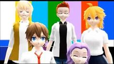 MMD FNAFHS - YouTube