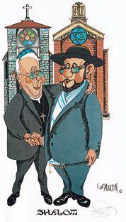 Interfaith Clergy Network | New Jersey Rabbi | Jewish Interfaith Wedding Ceremony