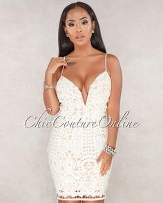 0d2a9e35d5e99 79 Best WHITE Hot ~ Chic Couture Online images