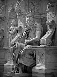 Mosè di Michelangelo, Rome