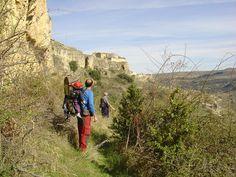 Paseo por las murallas de Cantavieja