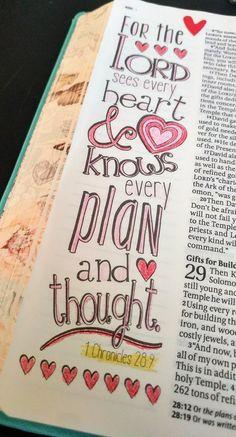 1 Chronicles 28:9