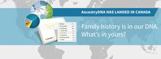 Now Connect to Your DNA Cousins in Canada and Australia http://ancstry.me/1GCNvCI #ancestryDNA #ancestry #dna #genetics #geneticgenealogy #genealogy #familyhistory #familytree