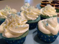 """Breaking Bad"" Cupcakes"