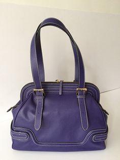 Leather tote, Purple leather bag, Leather tote bag, Leather totes women, Leather tote, Leather bag, Ledertasche, Leather purse, Purple bag