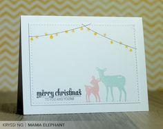 mama elephant | design blog: First Look: Winter Wonderland, Remember December