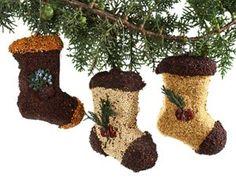 Decoração de Natal bolinhos para uma árvore de natal gostosa