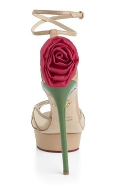 Charlotte Olympia Rose