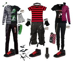 Goth guy outfit ideas for my love Cute Emo Outfits, Scene Outfits, Punk Outfits, Cosplay Outfits, Grunge Outfits, Fashion Outfits, Emo Fashion, Skater Outfits, Skull Fashion
