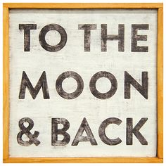 Sugarboo Designs Little Print To The Moon And Back @Sarah Nasafi Grayce