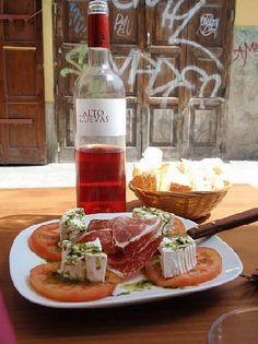 Tapas gastronom a tapas y aperitivos for Jardin secreto wine