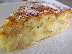 Apfel - Frischkäse - Rührkuchen 1