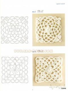 Gallery.ru / Фото #6 - 100_ONDORI _motif edging designs - igoda