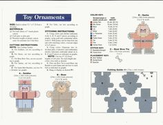 Toy Ornaments Pg 2/2