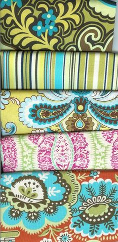 Love me some Amy Butler Fabrics