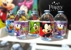 Mickey Mouse Clubhouse Birthday Party Ideas | Photo 1 of 16 | Catch My Party
