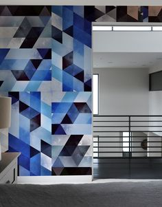 Pattern Wall Tiles bring bursts of pattern into standard home and office spaces in a whole new way. With Pattern Wall Tiles, you can create an accent over a bed