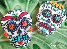 Biscoito Caveira Mexicana | Flickr - Photo Sharing!