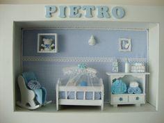 quadros de maternidade com miniaturas - Pesquisa do Google