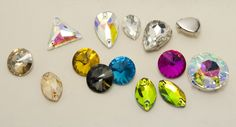 Crystal selection.
