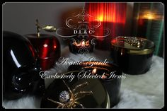 The Exclusive Luxury Sale has started and you are invited!  Give the gift of Luxury with our Limited Luxury Collections.  2 days only. Limited quantities  View the Luxury Sale At: https://dlcompany.3dcartstores.com/DL-Exclusive-Luxury-Sale_c_79.html  #luxury #candles