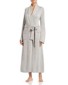 Ralph Lauren So Soft Dressing Ballet Robe | Bloomingdale's $105 Long sleeves, front patch pockets, ribbed trim Outer detachable belt Cotton/nylon/wool Machine wash Imported Web ID: 1754246 CAITLIN CHRISTMAS