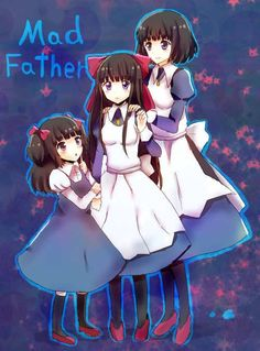 Mad Father Fanart Aya