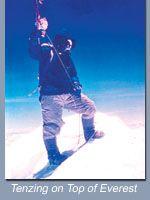 Tenzing Norgay Sherpa