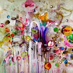 Folio of paintings by contemporary Australian artist :: GALLERY :: Amanda Krantz