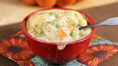30Minute Chicken and Dumplings