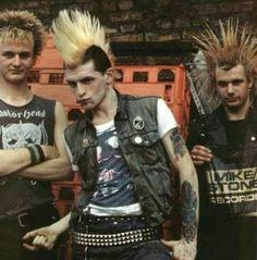Punk as fuck: G.B.H. - Sick boys