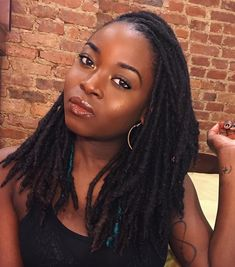 My locs have come a long way♀️♀️ #LocJourney #LiveLoveLocs