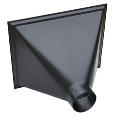 POWERTEC 70122 Big Gulp Dust Hood Easy solution for catching sawdust Outlet: for hose or pipe Tough, durable ABS plastic material nominal end measures O. Opening measures: by