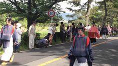 葵祭2015年5月15日:加茂街道20 Romantc Area Kyoto 京の都ぶらぶら放浪記