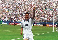 Roberto Baggio beats Nigeria Usa '94