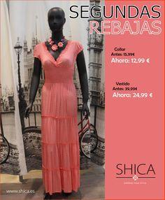 #Vestido #rebajas #SHICA