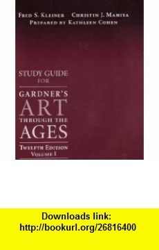 Study Guide Gardners Art Through the Ages, Volume I (Chapter 1-18), 12th (9780534640965) Fred S. Kleiner, Christin J. Mamiya , ISBN-10: 0534640966  , ISBN-13: 978-0534640965 ,  , tutorials , pdf , ebook , torrent , downloads , rapidshare , filesonic , hotfile , megaupload , fileserve