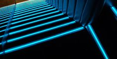LumaGrip Illuminated Anti-Slip Stair Nosing with Light Tape  http://www.lighttape.co.uk