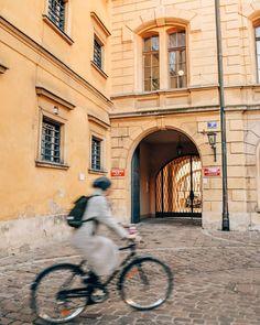 Krakow, City Life, Poland, Travel Guide, Cities, Street View, Instagram, Design, Travel Guide Books
