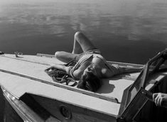 Bergman Film, Ingmar Bergman, Bergman Movies, Harriet Andersson, Boy Meets Girl, The Best Films, Tumblr, Film Stills, Film Photography