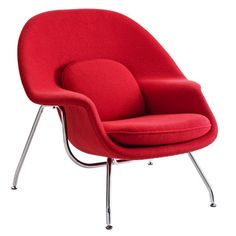 I pinned this Knoll Womb Arm Chair from the Style Study: De Stijl event at Joss and Main!