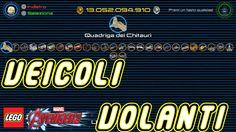 LEGO Marvel's Avengers ITA - Tutti Veicoli Volanti - PS4 Xbox One PC