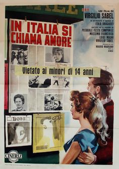In Italia si chiama amore  ( In Italy it is called Love )