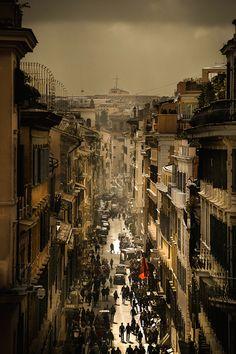 italian-luxury:  Ciao Roma | Italy