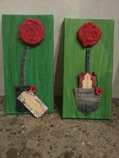 Rosas para Sant Jordi con tarjeta para dedicar Conte, Arts And Crafts, Seasons, Spring, Montessori, Frame, Craft Ideas, School, Amor