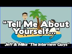 Tell Me About Yourself: Good Answer To This Tough Interview Question (Avoid #1 Interview Mistake) - YouTube