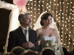 BuddyTV Slideshow | 'The Vampire Diaries' Episode 6.21 Photos: Alaric and Jo's Wedding