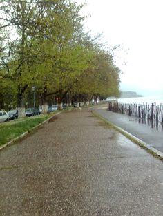 Λίμνη Ιωαννίνων Sidewalk, Side Walkway, Walkway, Walkways, Pavement